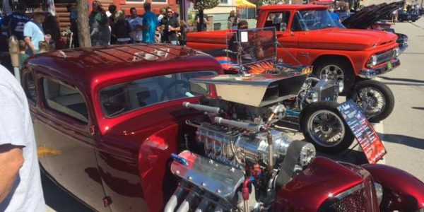 Wallboard WI Hot Rods on Hampton